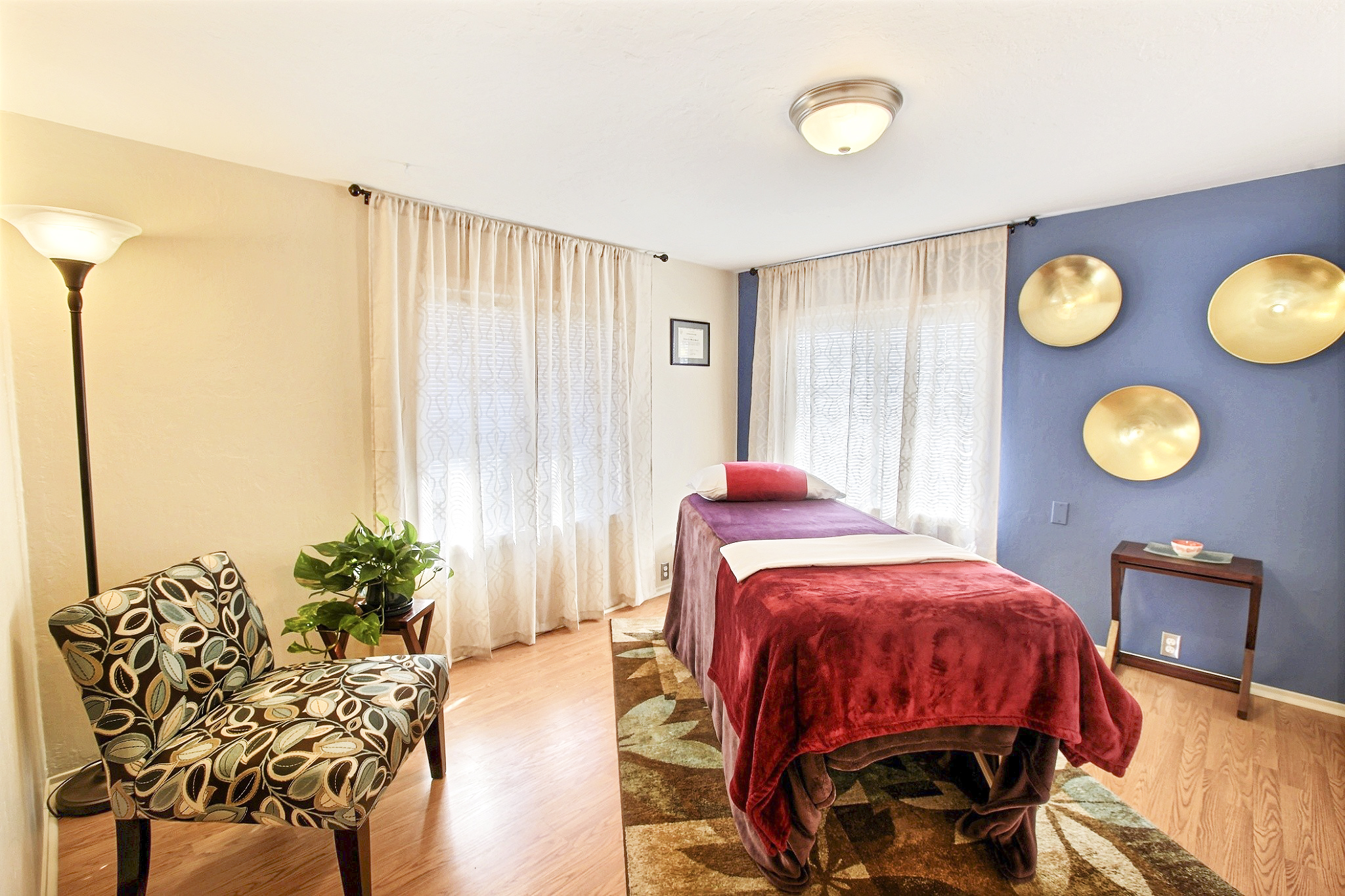 Sapphire Room - Acupuncture