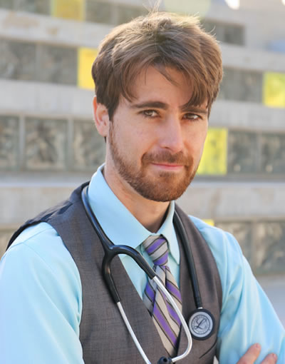 Dr. Bernie Valero, ND